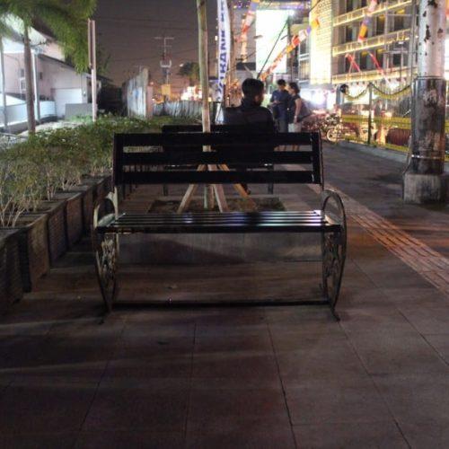 proyek kursi cor klasik stasiun tugu jogja
