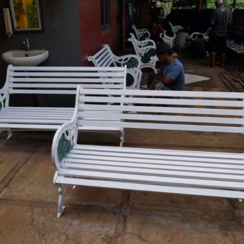 proyek kursi taman antik temanggung