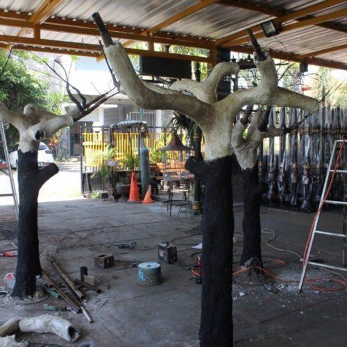proyek pohon LED kabupaten sampang