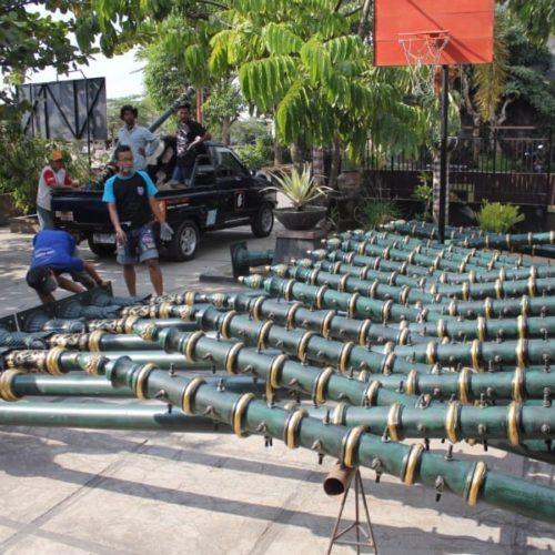 proyek tiang penunjuk jalan belitung