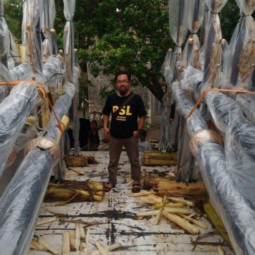 proyek tiang lampu penerangan jalan kabupaten cianjur