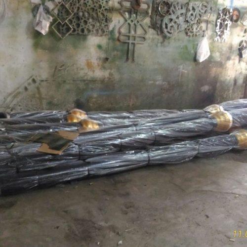 proyek tiang PJU cor besi cianjur