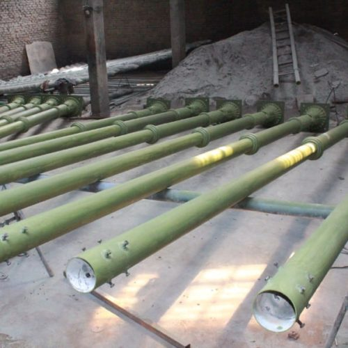 proyek lampu taman islamic center nunukan kalimantan utara