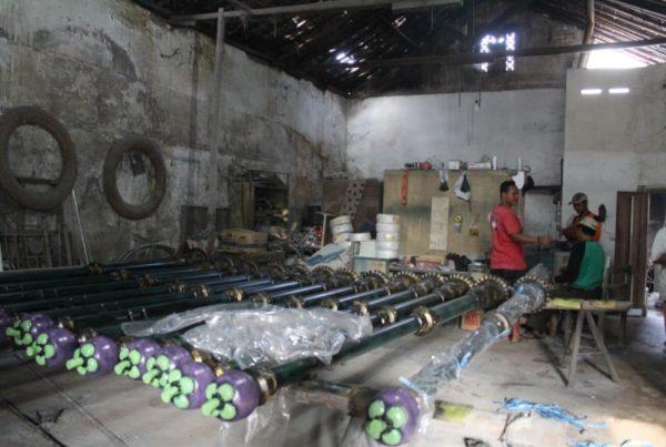 proyek PJU unik kabupaten purworejo