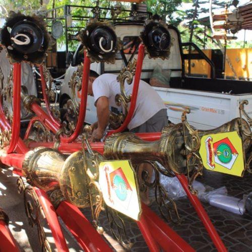 proyek tiang lampu klasik kabupaten wonogiri