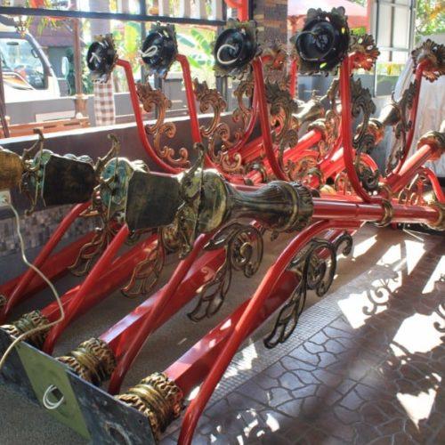proyek PJU antik kabupaten wonogiri