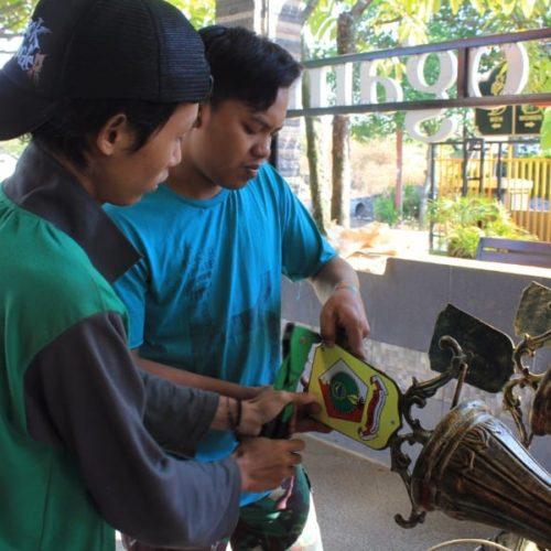 proyek tiang lampu PJU pemkab wonogiri