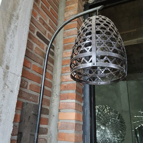 lampu keranjang