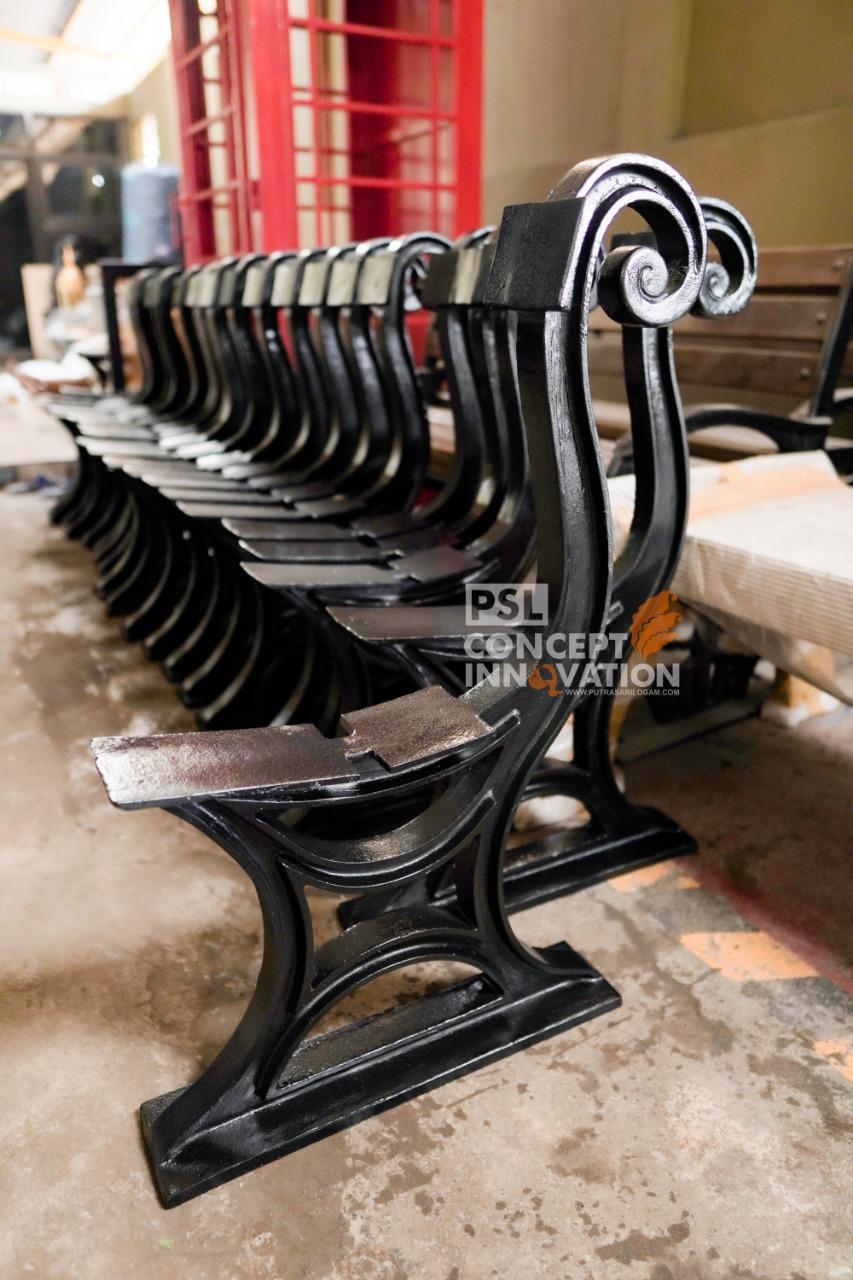 Frame Meja Kursi Untuk Onigiri Jogja