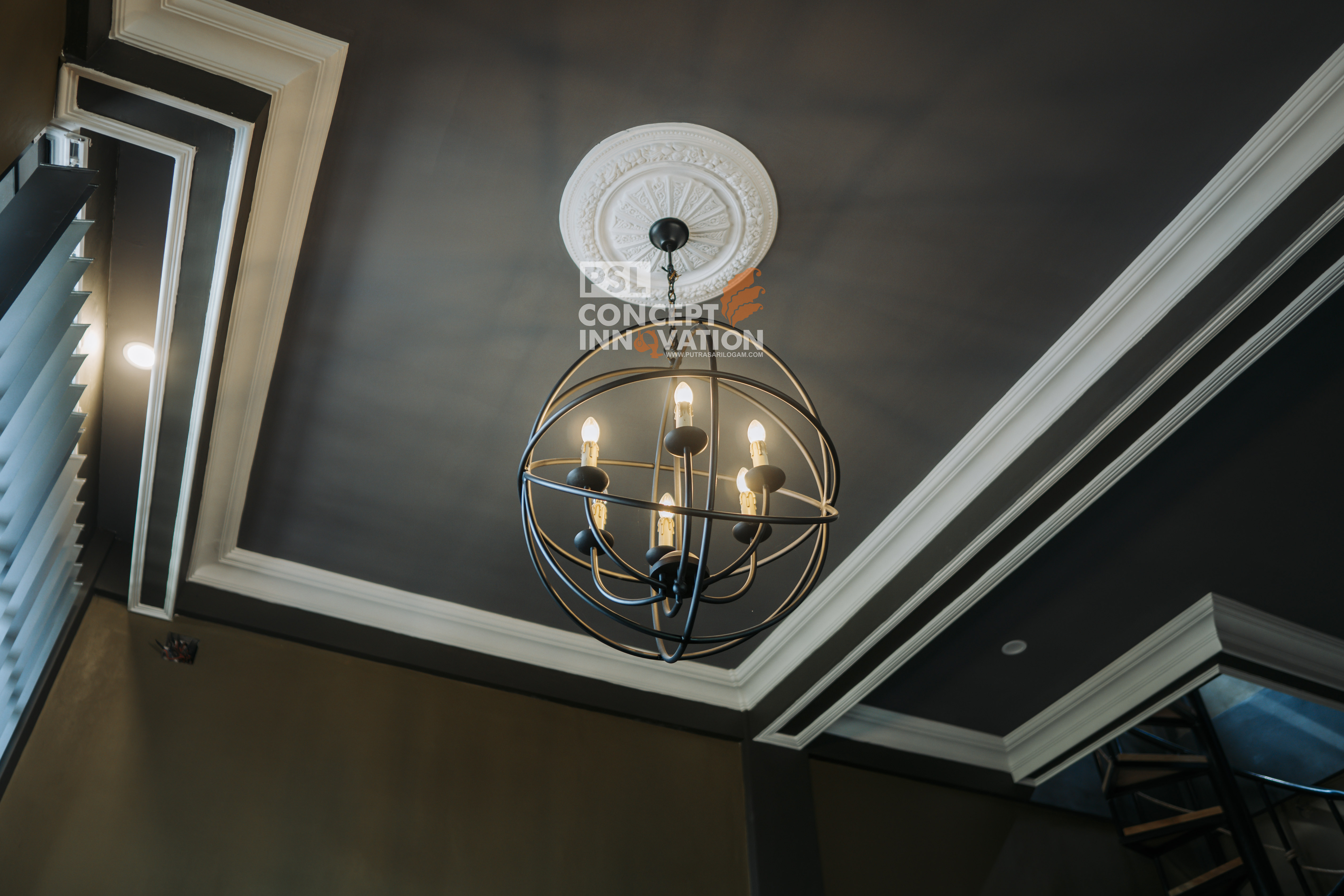 lampu gantung antique