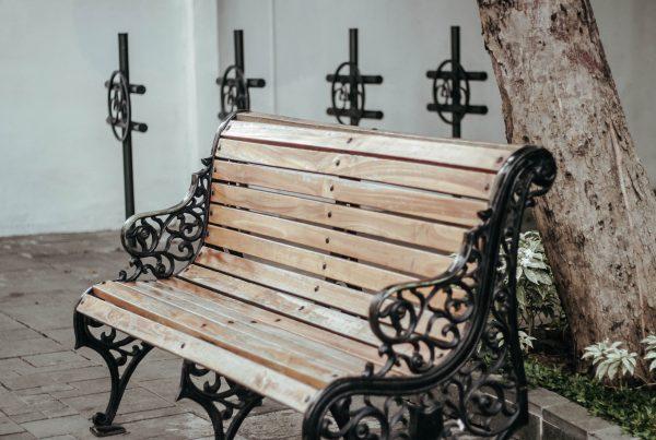 tips memilih kursi taman